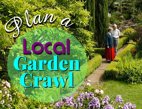 local garden crawl