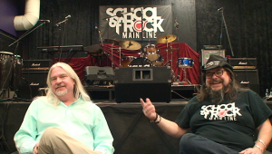 School of Rock Main Line music program for kids