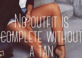 No outfit is complete without a tan from Baja Beach Tanning Club