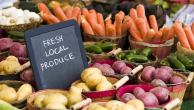 Local Farmers Markets