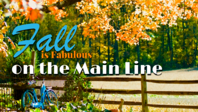 Fall is Fabulous on the Main Line