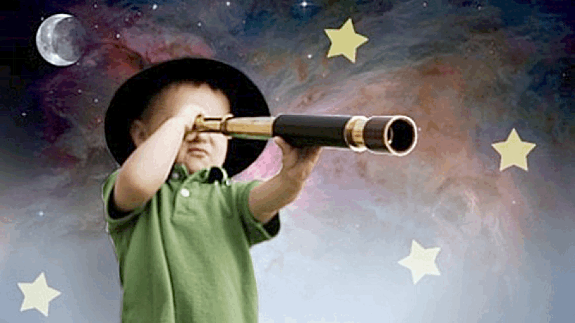 Astronomy Workshop for Kids at American Helicopter Museum