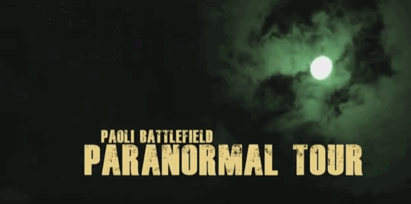 Paranormal Tour of Paoli Battlefield