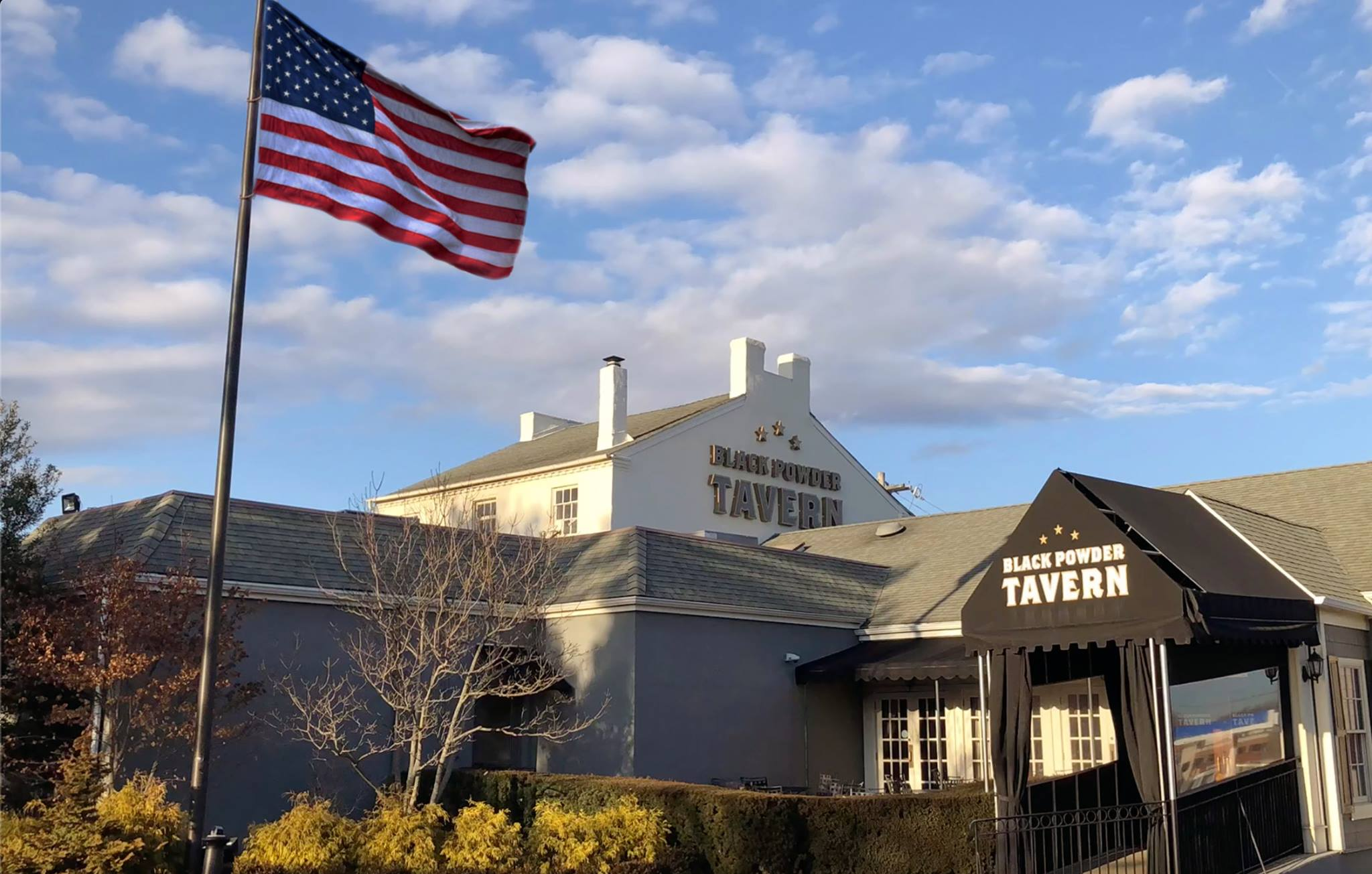 Historical Dinner Series at Black Powder Tavern
