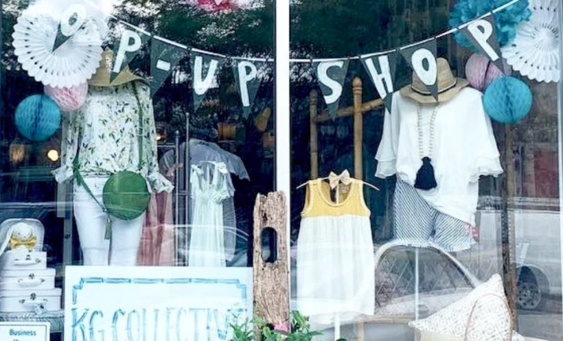 Pop-up Shops give local creatives a home base