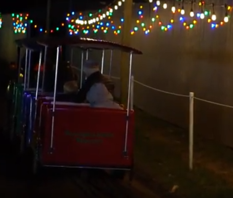 Holiday Hayride at Arasapha Farms
