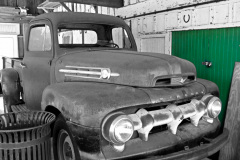 Truck from days gone by