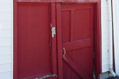where is that red door?