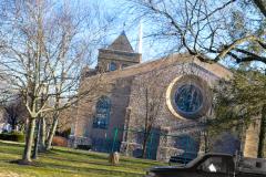 St. Patrick's Church in Malvern, PA