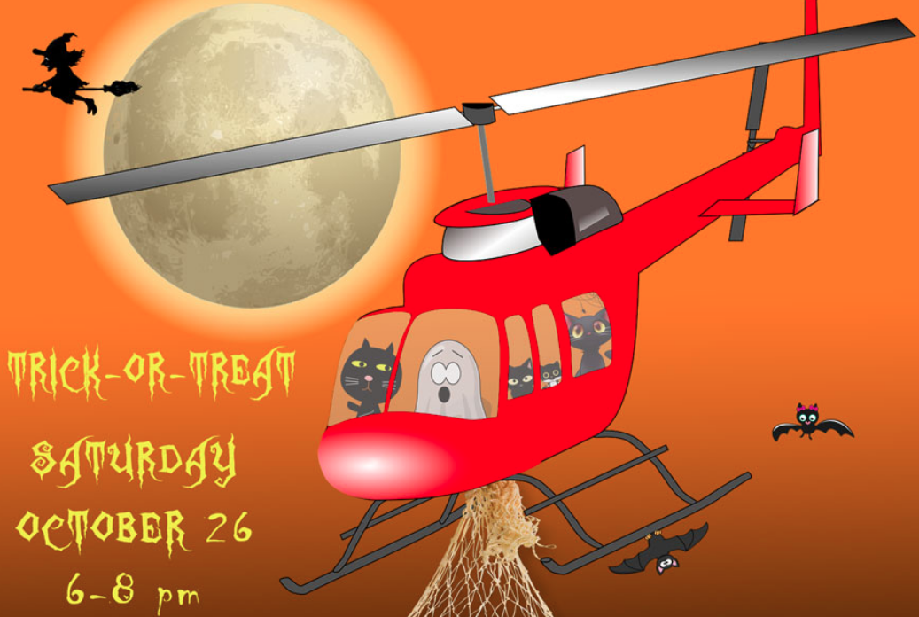 Haunted Helicopters at AHMEC