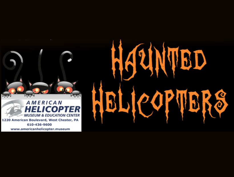 A Heli of a Halloween