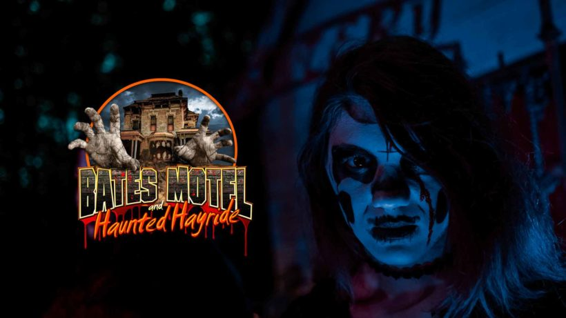 The Hauntingly Spooktacular Bates Motel