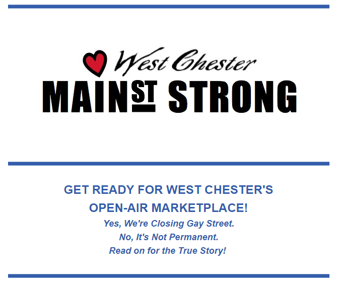 West Chester Main Street Strong
